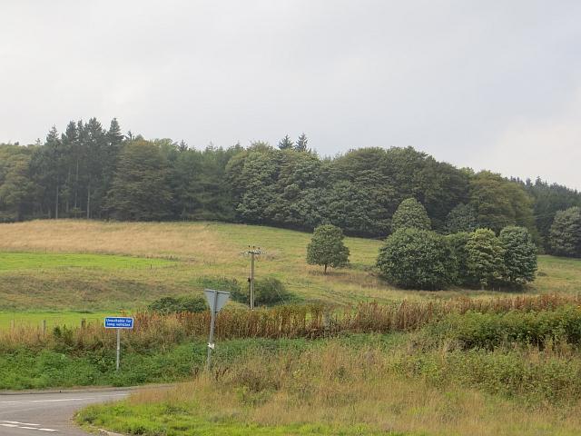Fields near Glenfarg