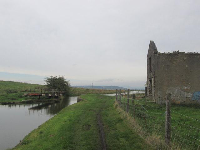 Smith's Swing Bridge, Leeds & Liverpool Canal