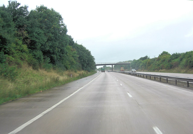 M54 north of The Upper Hattons