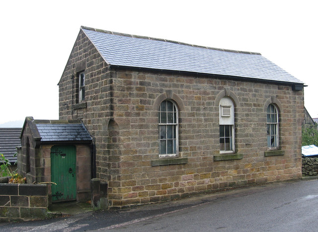 Darley Dale - former Primitive Methodist church