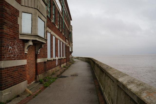 The former Insurance Buildings on St Andrews Dock