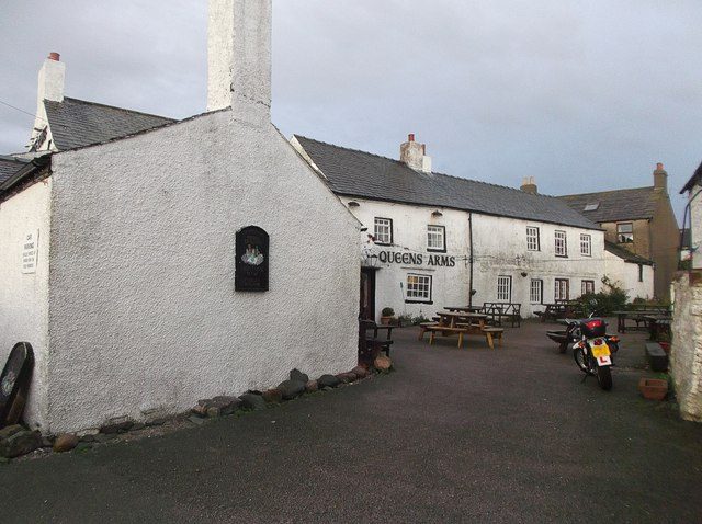 The Queen's Arms, Biggar