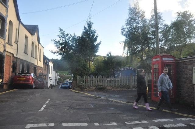 Dunster : Park Street