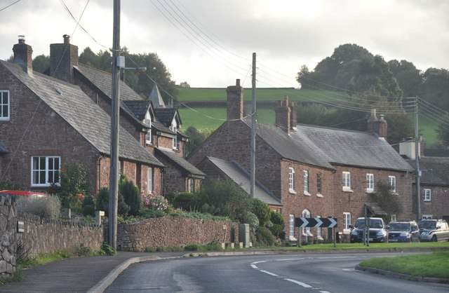 Timberscombe : The A396