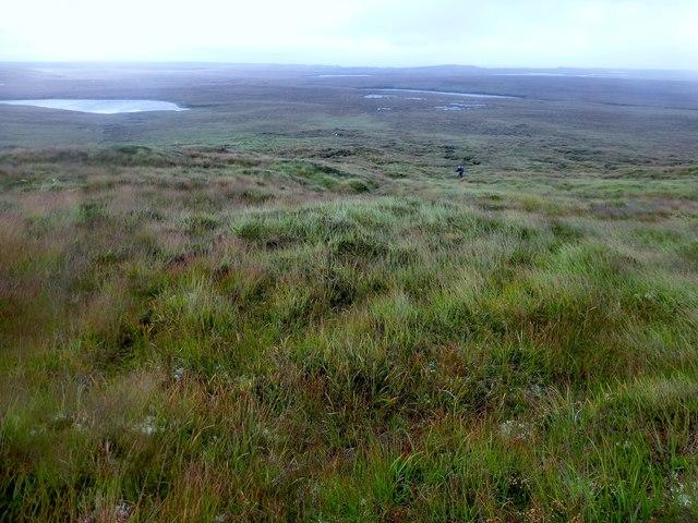 Ascending Muirneag