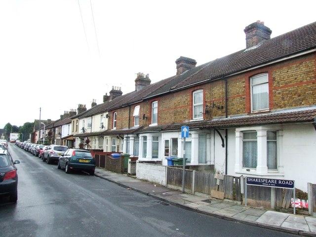Shakespeare Road, Sittingbourne