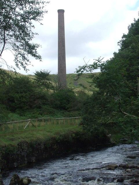 Disused chimney