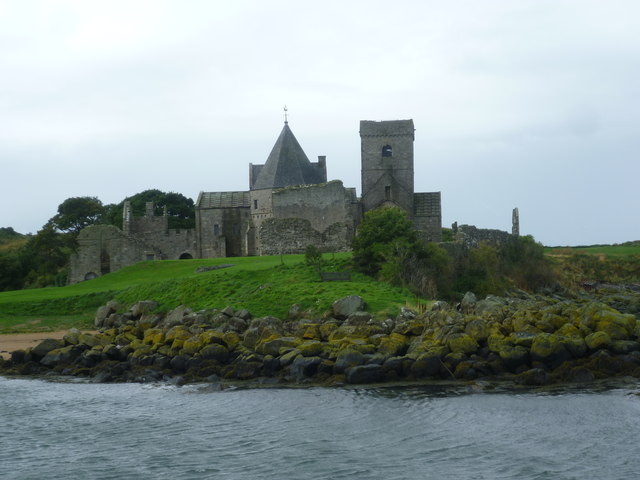 "The ""Iona of the East"""