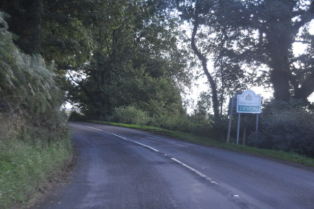 West Somerset : The A396