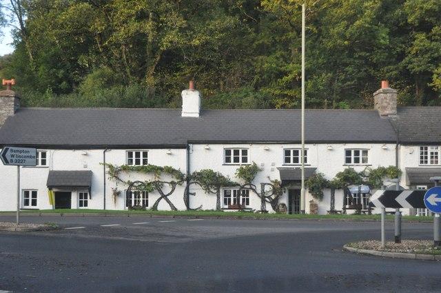 Mid Devon : The Exeter Inn