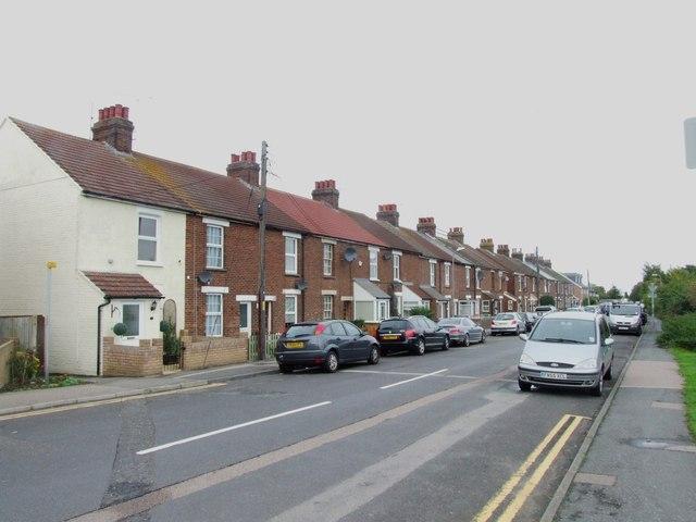 Church Road, Murston
