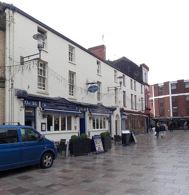 O'Neill's Trinity Street, Cardiff