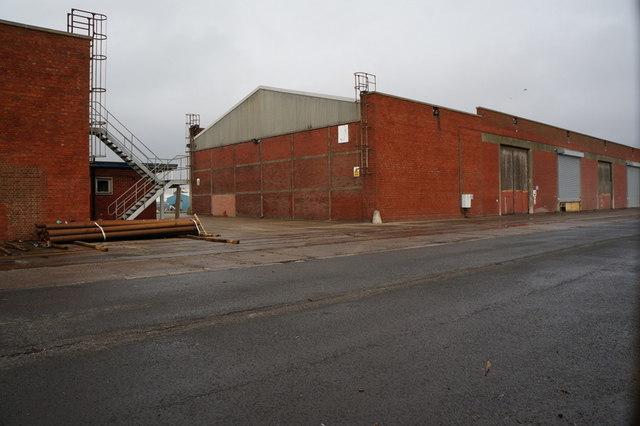 Warehouse J on Albert Dock, Hull