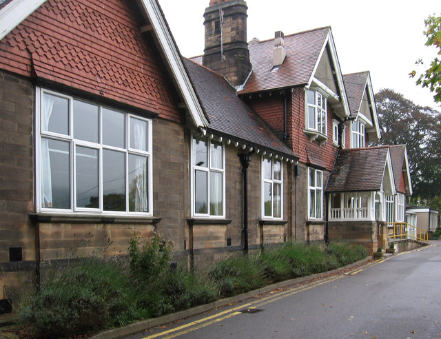 Darley Dale - Whitworth Hospital