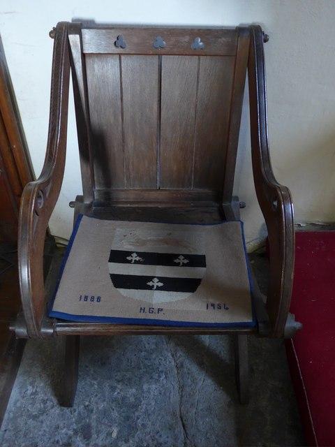 Inside St John the Evangelist, West Meon (1)