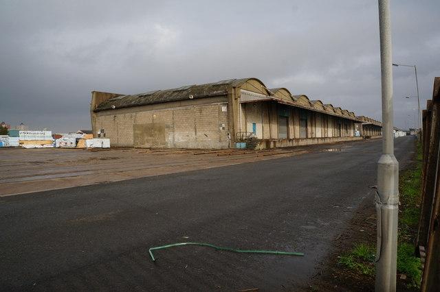 Warehouse G on Albert Dock, Hull