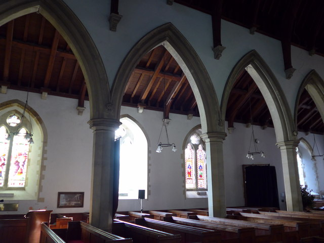 Inside St John the Evangelist, West Meon (4)