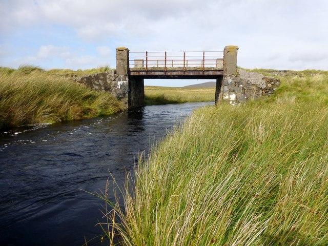 Bridge Over The Abhainn Ghrìoda