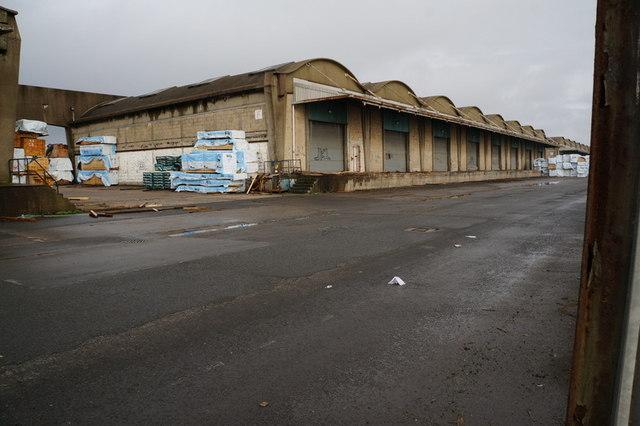 Warehouse F on Albert Dock, Hull