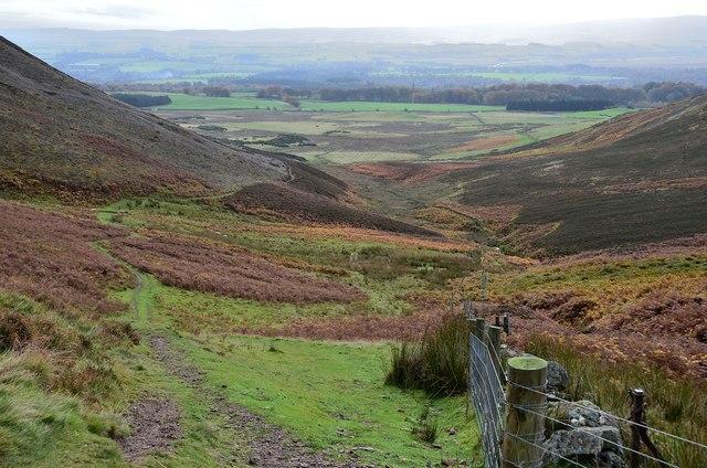 Valley of the Grain Burn