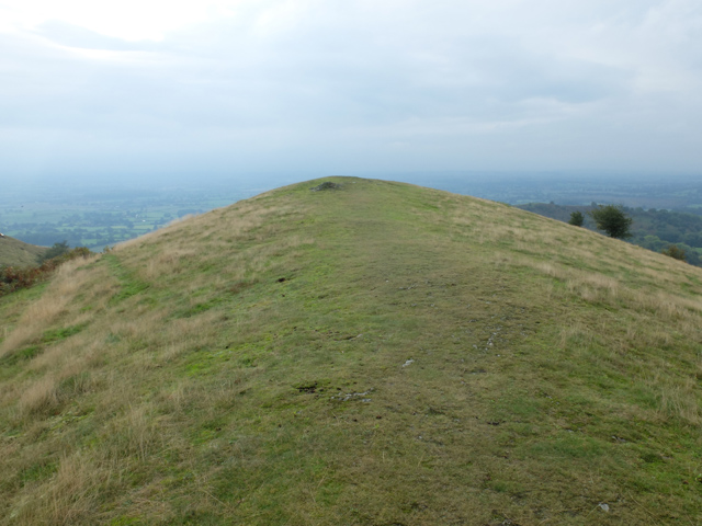 Summit of Ragged Stone Hill