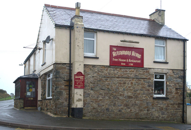 The Artramont Arms