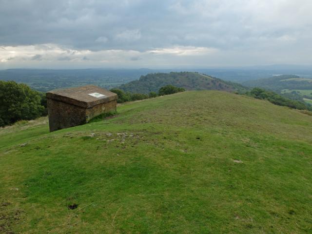 Summit of Midsummer Hill
