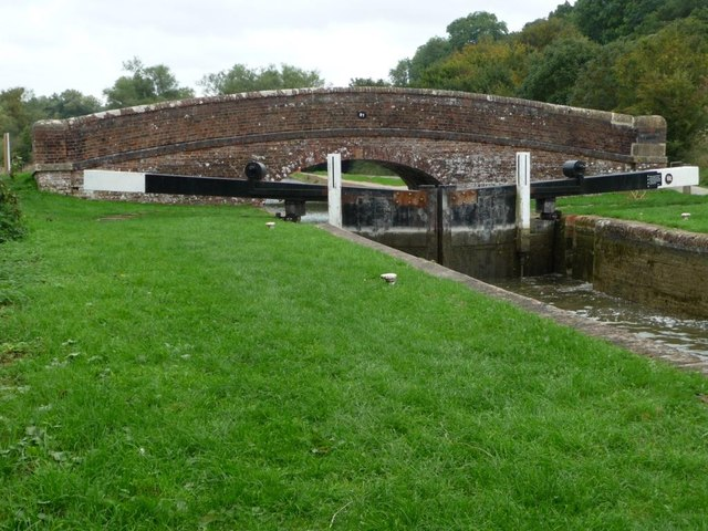 Oakhill Down bridge [no 91]