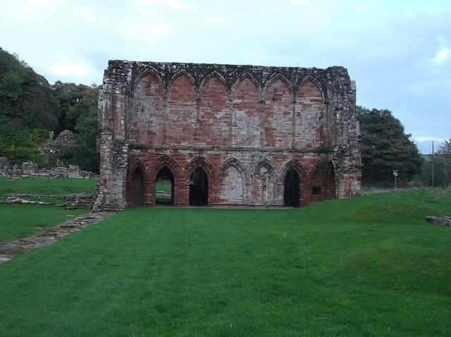 Furness Abbey - Infirmary