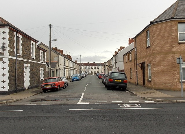 Treorky Street, Cathays, Cardiff