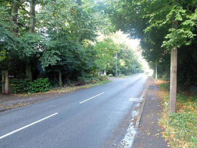 Shootersway, Berkhamsted