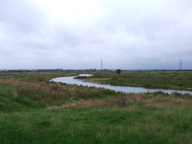 Drainage Ditch near Conyer