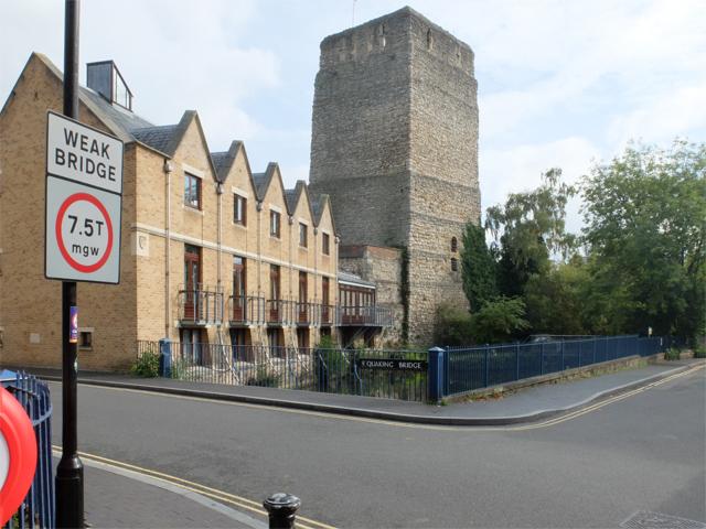 Quaking Bridge, Oxford
