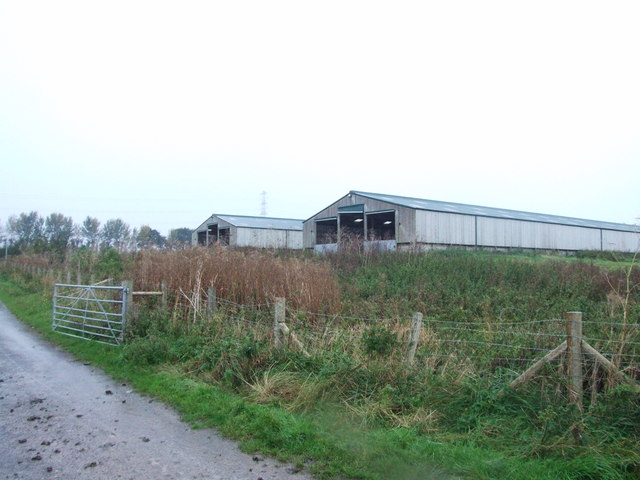 Barns by Blacketts Farm