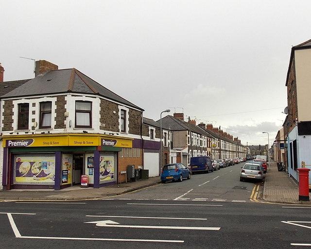 Hirwain Street, Cathays, Cardiff