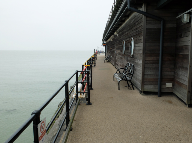 RNLI Station, Southend Pier