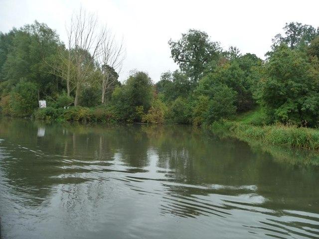 Stream feeding Hamstead Mill