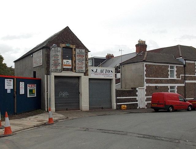 S.J. Autos, Cathays, Cardiff