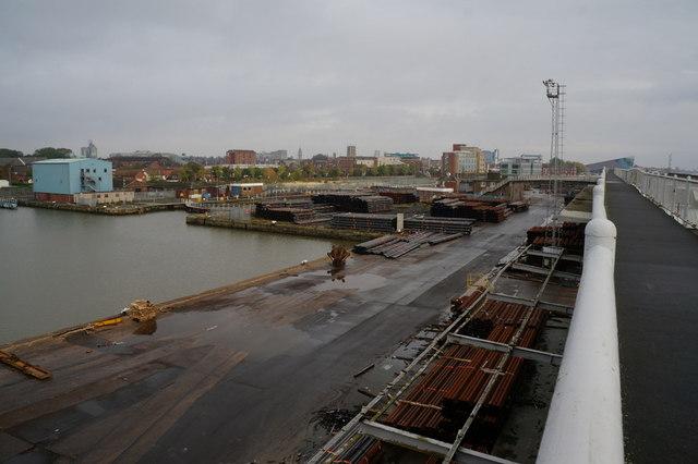 Albert Dock, Hull