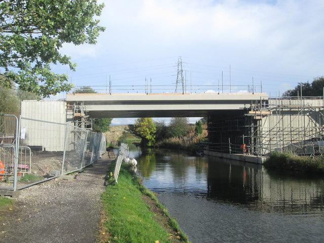 Burnley Business Park Bridge