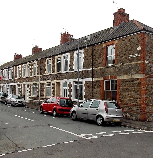 Whitchurch Place, Cathays, Cardiff