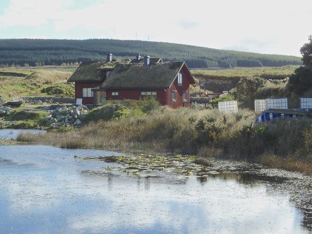 Lochside cottages