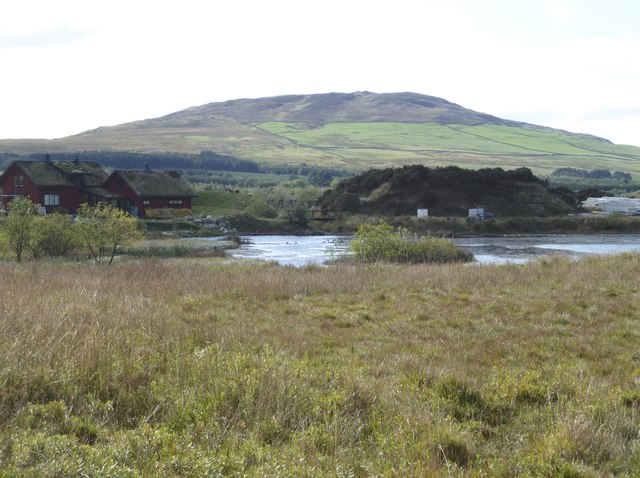 Knockeans Hill from Glenquicken