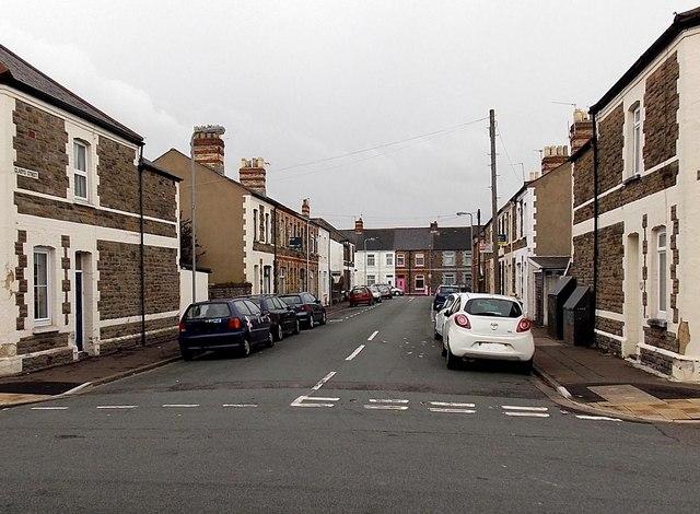Gladys Street, Cathays, Cardiff