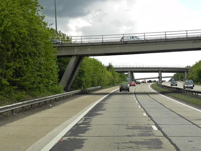 M20, Swanley Interchange