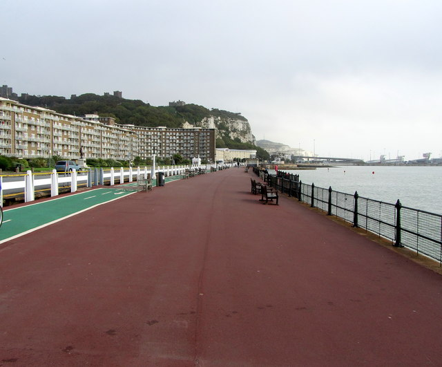 Sea Front in Dover