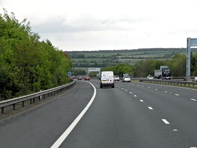 M20, Southbound