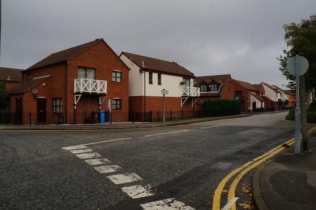 Wellington Street West, Hull