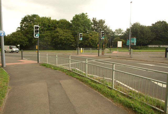 Pedestrian crossing, Coldharbour Lane