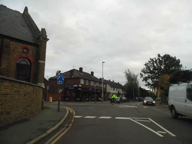 Sipson Road, Sipson